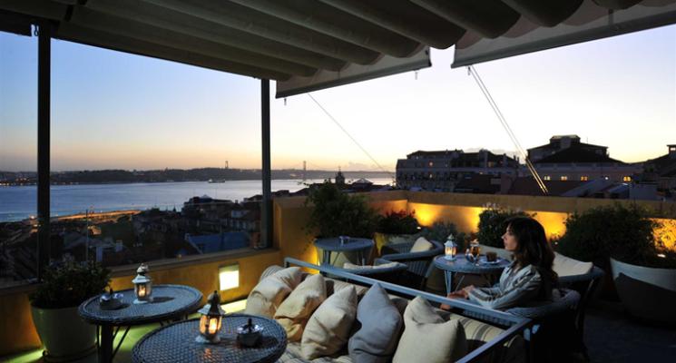Thb Bairro Alto House Hotel In Lisbon